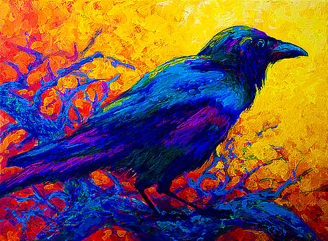 Marion Rose - Black Onyx - Raven