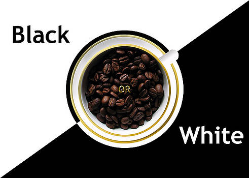 Black or White by John Fotheringham