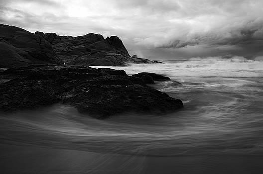 Mike  Dawson - Black Rock  Swirl