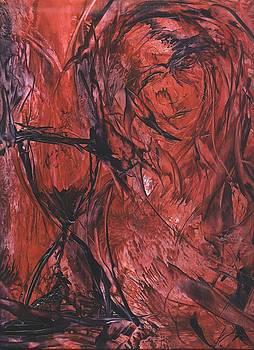 Black Widow by Cathy Minerva