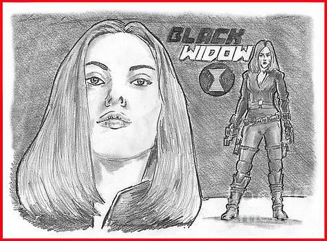 Chris  DelVecchio - Black Widow
