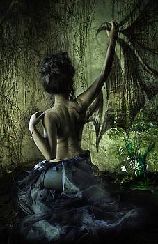 Black Wing by MrsRedhead Olga