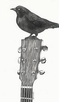 Blackbird solo  by Meagan  Visser