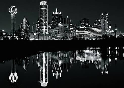 Blackest Night in Big D by Frozen in Time Fine Art Photography