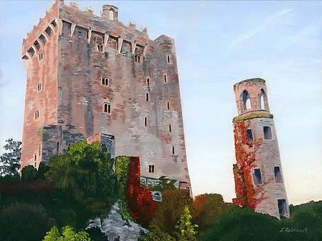 Blarney Castle by Lynne Reichhart