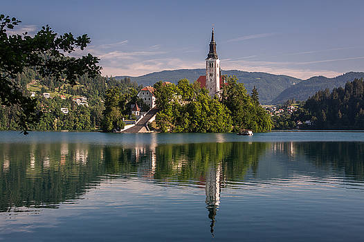 Bled by Davorin Mance