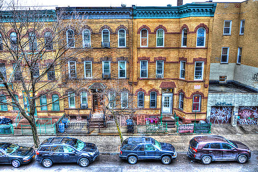Bleecker Street in Bushwick - Brooklyn by Randy Aveille