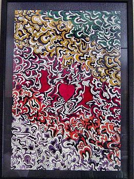 Bleeding Heart by Cindy Watson