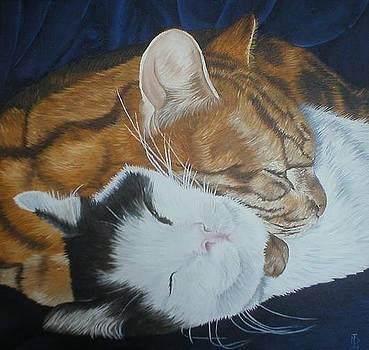 Blissful Slumber by Pauline Sharp