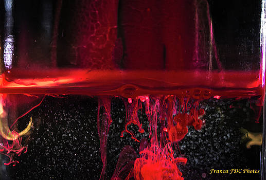 Blood Flowing by Francoise Dugourd-Caput