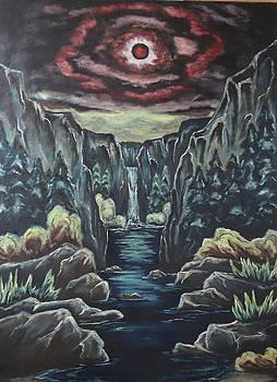 Blood Moon by Cheryl Pettigrew
