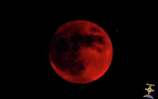 Blood Moon by Tony Lopez