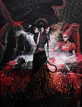 Bloody Queens by Safir  Rifas
