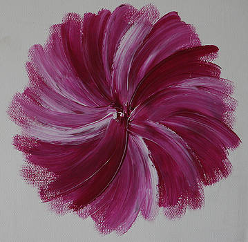 Blooming Root Chakra by Malik Jaffer