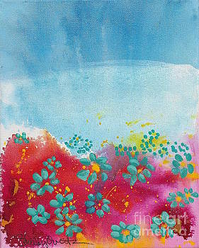 Blooms by Shelley Overton