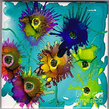 Blow Me A Flower by Robert  ARTSYBOB Havens