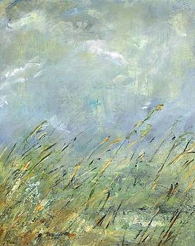 Blowing In The Wind by Frances Marino