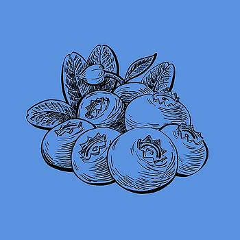 Irina Sztukowski - Blueberries Group