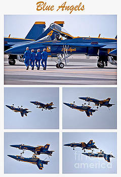 Blue Angels by Ivete Basso Photography