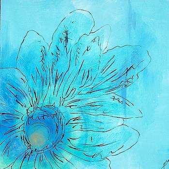 Blue Bloom by Jane Robinson