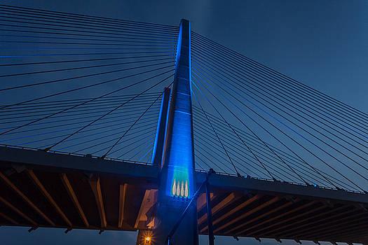 Terry Thomas - Blue bridge main beam