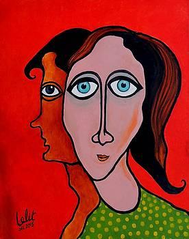 Blue Eyes by Lalit Jain
