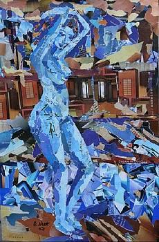 Blue Fantasy by Viet Tran