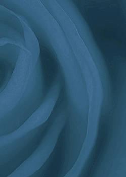 Blue Feeling by The Art Of Marilyn Ridoutt-Greene