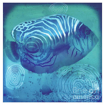 Blue Fish by Tracy Herrmann