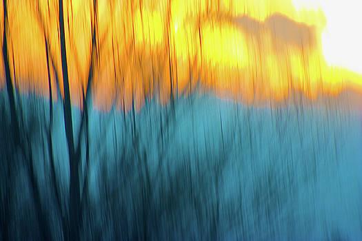 Blue Flame by Brady Lane