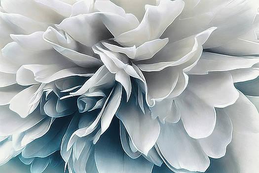 Blue Glacier by Darlene Kwiatkowski