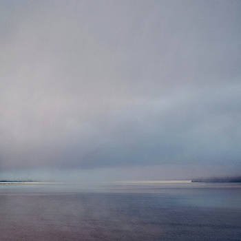 Blue Haze by Sally Banfill