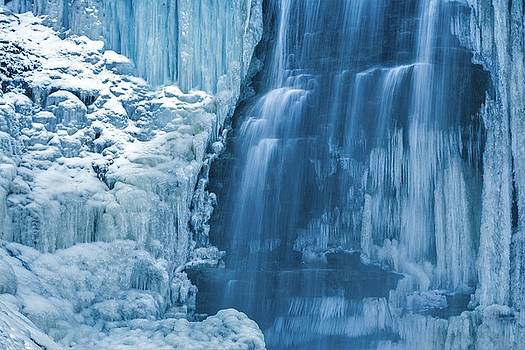 Blue Ice by Karl Anderson
