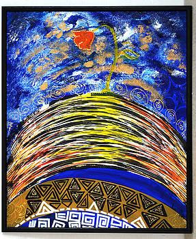 Blue by Ignatescu Isabela