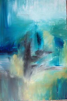 Blue by Jane Robinson