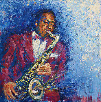 Blue Jazz by Dale Knaak