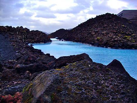 Blue Lagoon  by Peter McAuley