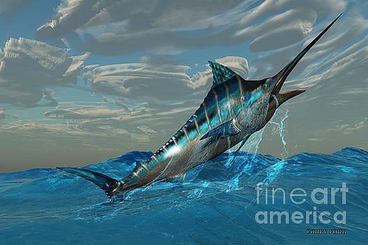 Corey Ford - Blue Marlin Jump