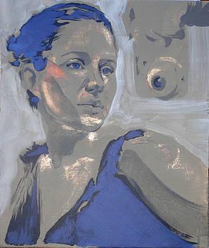 Blue Me by Amy Bernays