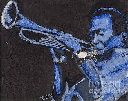 Blue Miles by David Jackson