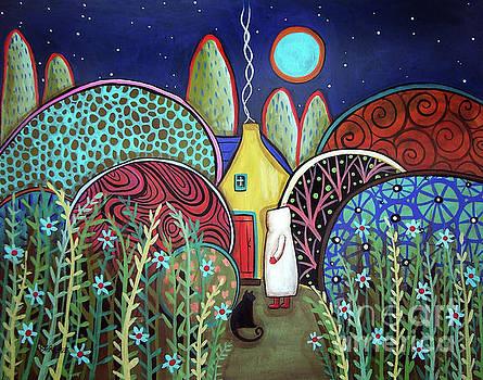 Blue Moon by Karla Gerard