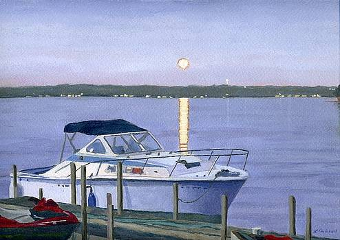 Blue Moon by Lynne Reichhart