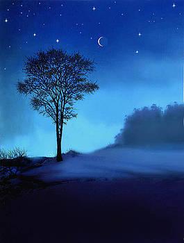 Blue Moon by Robert Foster