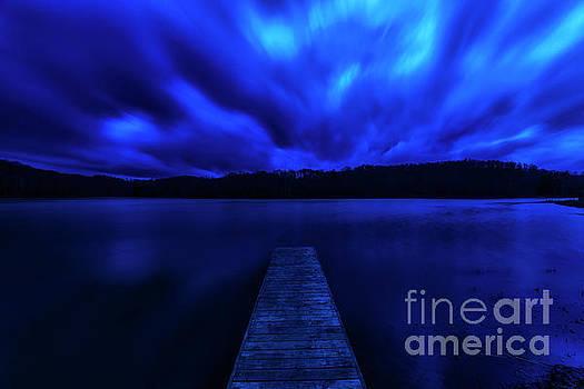 Blue Morning by Thomas R Fletcher