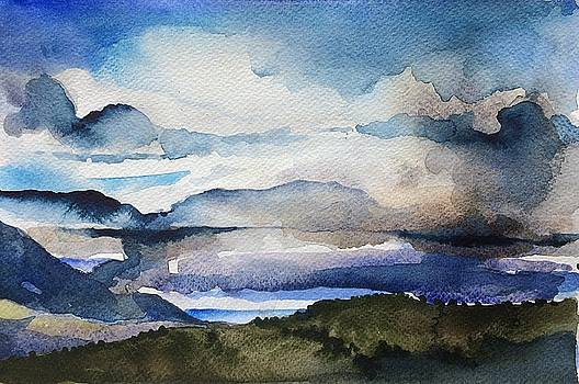 Blue Mountain by Stephanie Aarons