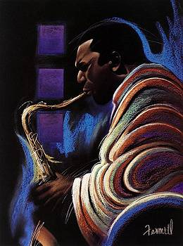 Blue Note by Albert Fennell