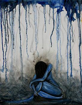Blue Nude by Hannah Curran