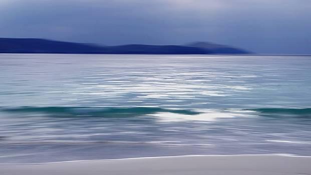 Blue Ocean Scene 2 by Anne Macdonald
