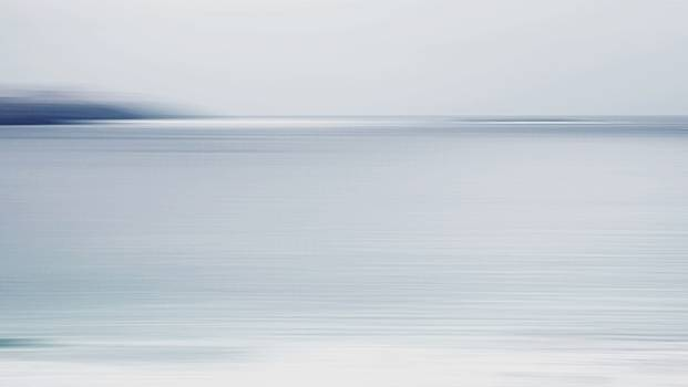 Blue Ocean Scene 22b by Anne Macdonald