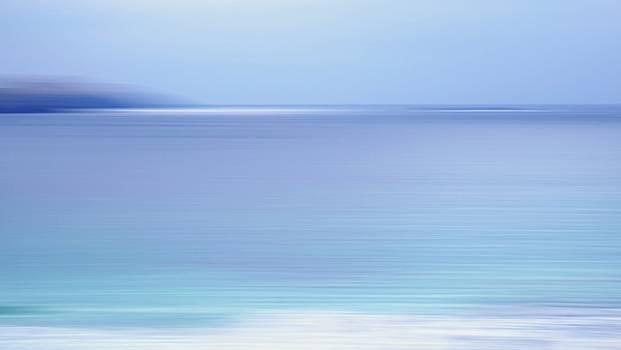 Blue Ocean Scene 3 by Anne Macdonald